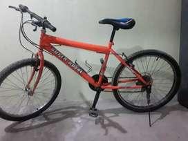 Bicicleta montañera rin 24