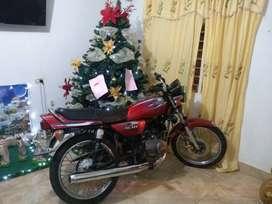 Moto rx modelo 2004