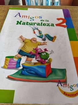 AMIGOS DE LA NATURALEZA 1  SANTILLANA