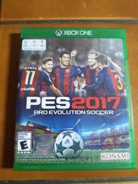 PES 2017 (Xbox One) Original
