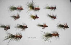 moscas Dr. Lecter x12u.