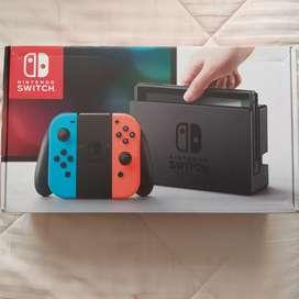 Nintendo switch (usada)