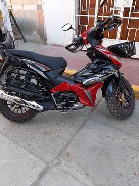 Venta de moto nueva Marca Waxin 125