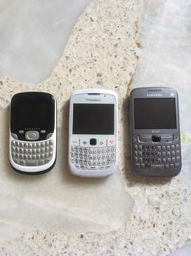 Celulares SAMSUNG ALCATEL BLACKBERRY