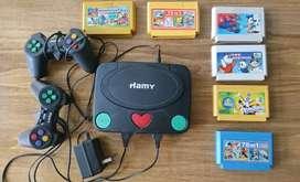 Family Game + 2 Joysticks + Juegos