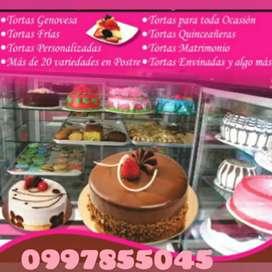 Ricas tortas