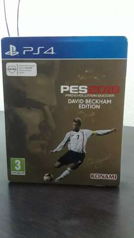 Se vende pes 19 David Beckhan Edition