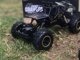 Carro control remoto  4WD bateria recargable