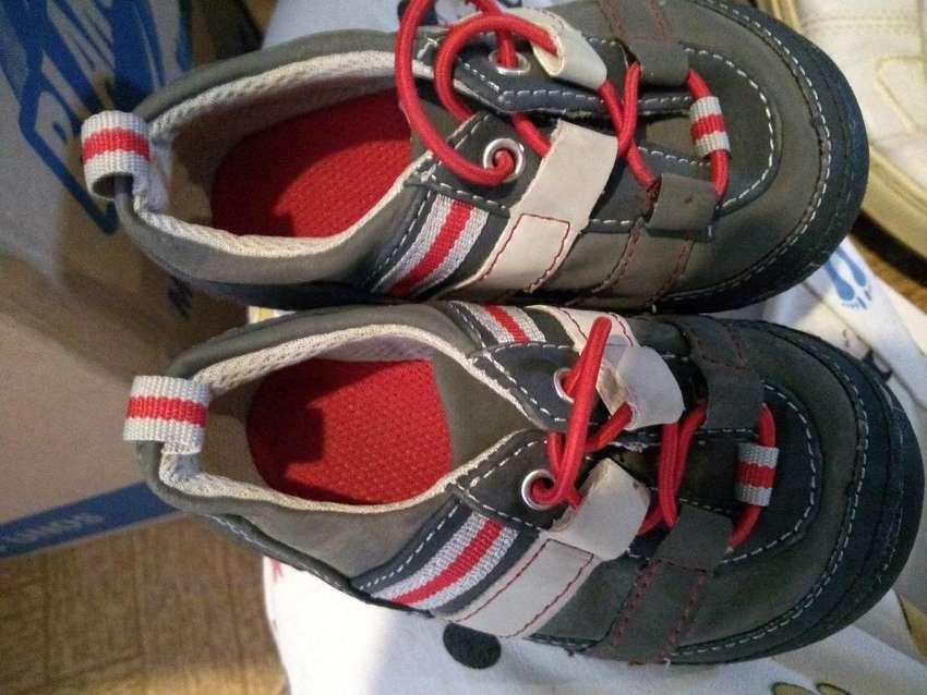 Zapatos Bebe Talla 18 0