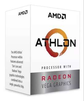 Procesador Athlon 3000g AM4