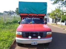 Vendo camioneta ford f100 1997