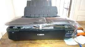Impresora fotográfica  Sistema continuo  tintas fotográficas