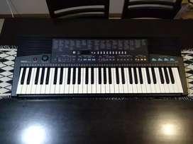 Órgano Yamaha sensitivo