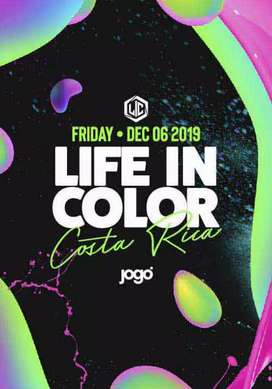 Vendo general life in color