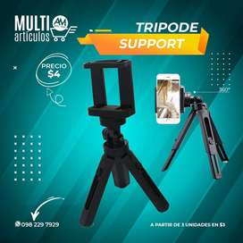 TRIPODE SUPPORT