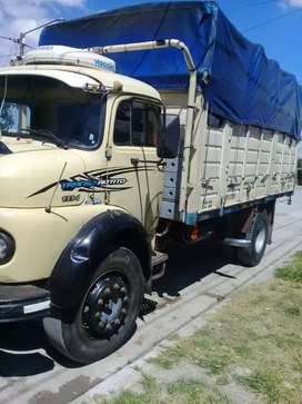 Vendo o permuto camion 1114 mecanica 1620 completa