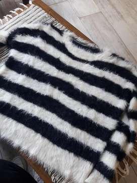 Vendo Hermoso Sweater de Piel de Mono