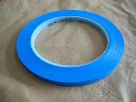 Cinta 3m 471 1/4 X 36 Yd - 6,4 Mm X 32,m Fineline Pvc Azul