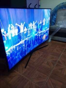 """TV 52"""" Samsung CURVO SMART 4k"""