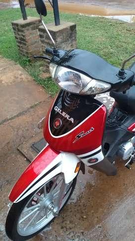 Vendo moto Gilera