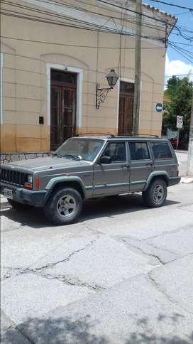 Jeep Cherokee Classoc