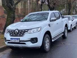 Renault Alaskan Intens Full 4x2. Recibo menor y mayor valor