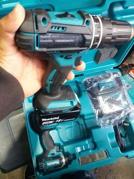 Kit Taladros Makita Inalambricos