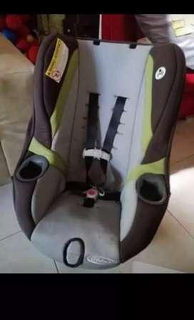 Vendo silla para bebe amplia a buen precio