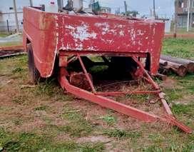 trailer, acoplado, carro, vendo, permuto