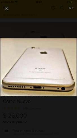 iPhone 6s Plus 32 GB excelente estado