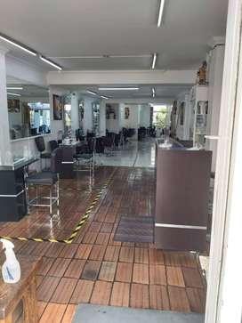 peluquería ubicada en Normandía segundo sector