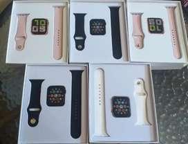 Smartwatch T500 - compatible con Android e iOS