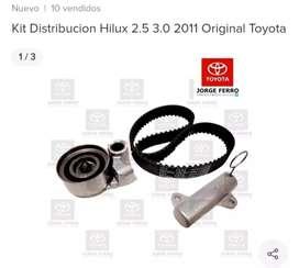 Vdo distribución de Toyota Hilux 2,5  (año 2011)