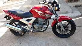 Honda cbx twister 250