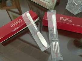 Vendo juego de cuchillos y tenedores Christinox
