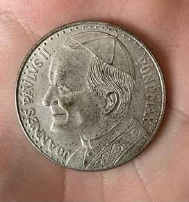 Medalla Juan Pablo II 1979