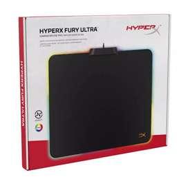 Hyperx Fury Ultra RGB 360 Grados, Antideslizante, Efecto Soft