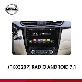 RADIO ANDROID NISSAN QASHQAI