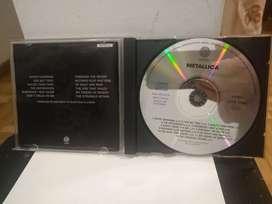 Metallica Black Album Impecable