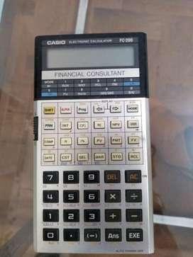 Calculadora Financiera sin Pilas