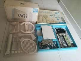 Se Vende Nintendo Wii con Poco Uso