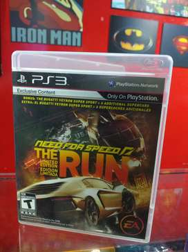Need for Speed Rin PS3 fisico