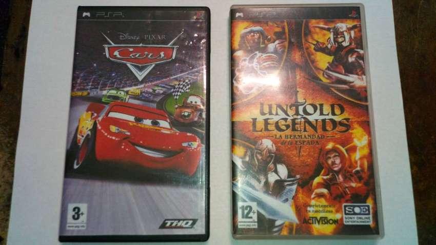 Cars y Untold legends la hermandad de la espada 0