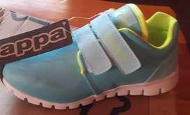 Vendo zapatillas kappa NUEVAS!!