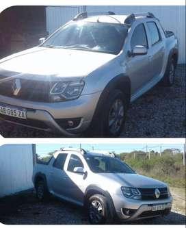 Renault Daster Oroch 2.0 Privilege GNC