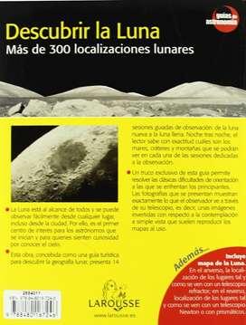 Libro: Astronomía - Descubrir La Luna