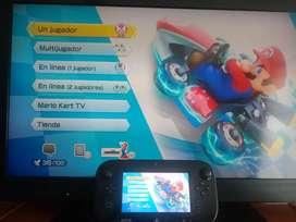 Se vende Wii U con disco duro de 320 gb