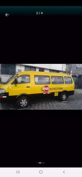 Vendo solo furgoneta kia pregio año 2008