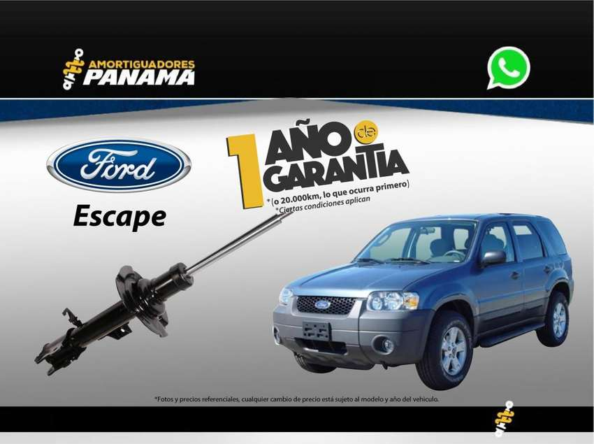 amortiguador ford escape 0