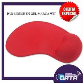 Pad Mouse wit en gel